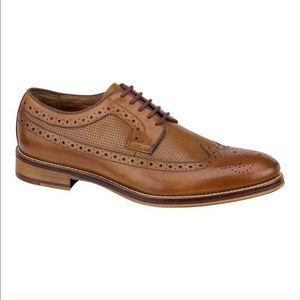 Johnston & Murphy brown men's dress shoes $198
